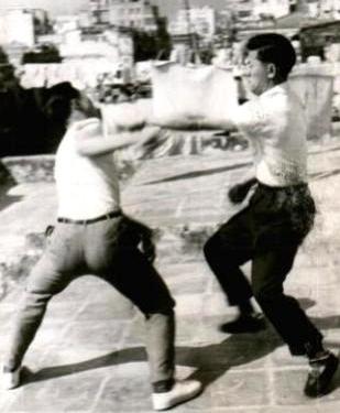 beimo/ving tsun/wing Chun/Kampfsport/selbstverteidigung/schule